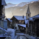 Home in the Alps