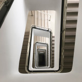 Stairwell in Brooklyn Museum, NYC