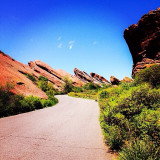 The Road to Red Rocks📍Red Rocks Park and AmphitheaterMorrison, Colorado, USA