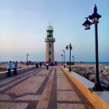 Egypt ..Lighthouse ..funny...happy