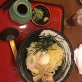 No clue what my dinner was the first night I was in Tokyo?