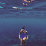 Diving the coral reefs of the Cook Islands. Time of my life!