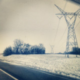Everyone enjoying their winter?#jw #jwhipster #jehovahswitness #intp #intphotography #android #droid #snow #winter #work #ontheroad #onthejob #nature_lovers #naturewatchers #nature #road #trees #instafamous #instaddict #instacanvas