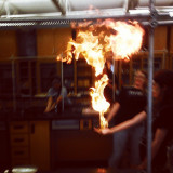 Lighting our hands on Fire