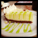 Awesome key lime pie. The best Key Lime pie I have ever eaten. Conch house, Key Largo, Florida, USA. Pie, key lime, dessert, sweets, lime, yummy, good food, yum, delicious, decadent, scrumptious, indulge, heaven on a fork