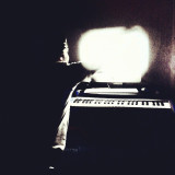 taken during an all night studio session, with my custom filter made on my HTC One Droid phone.