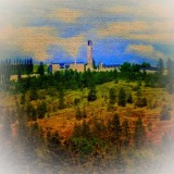 This is a picture of Mission Hills Winery in Kelowna, British Columbia, Canada.