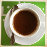 Greek Coffee at the Acropolis Museum