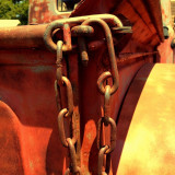 The rust was beautiful on this truck. After taking so many pictures of shiny cars, it was a nice change of pace to photograph rust.