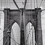 A classic among classics, a harp , it's the Brooklyn bridge