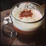 It was a rainy afternoon and this Irish Coffee made it unforgettable.