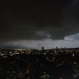 Storm nearby