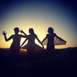 silhouettes give you wings