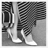 Shoes & Bag Combo: Black & White