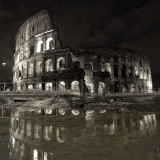 Roma - Colosseo by night