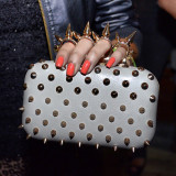 Bad Girl Bag #badgirl #girl #bad #spike #bolso #fashion #moda #chica #mala #cool