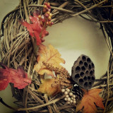 #autumn #wreath