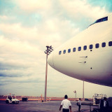 #boeing #747 #jumbo #fly #flight #parking #international #airport #jeddah #saudi #saudia #sv #saudiarabian #airlines #airways