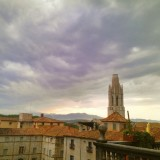 #girona #hdr #htc #htcsensationxl  #clouds #nubes #naturaleza #village