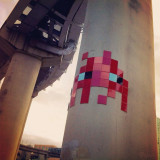 I found an #invader in Downtown #Miami!!!