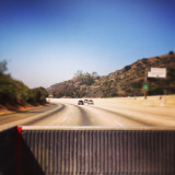 Life is a Highway. I would have never thought I would quote the song from Cars. Never. #cars #highway #pixar #disney #freeway #truck #backseat #mountains #cement #road #amazing #beautiful #nature #california #glendale #losangeles #driving #local #life #love #instamood #instadaily