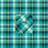 Fun plaid design… keep it in ya pocket!