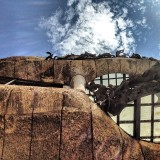 Gaudi's Casa Mila from a different Point of View