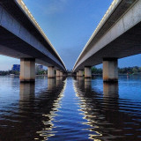 Commonwealth Bridge, Canberra - Australia