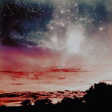 Original edit of a picture of a sunset I took the other day