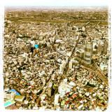 A view from Tokyo Sky Tree!