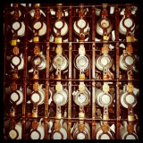 Stein lockers @ Hofbrauhaus. Munich.
