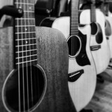 Lonely Martin Guitars