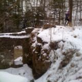 St Catharine's / Grimsby area, The Bruce Trail is the oldest and longest marked hiking trail in Canada. Running along the Escarpment from Niagara to Tobermory, more than 890 km of main Trail and over 400 km of side trails.