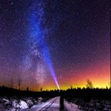 Lighting the Milky Way
