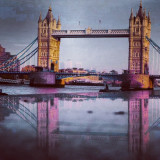 Reflections - Tower Bridge, London UK