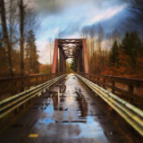 Old Orting Rail Bridge