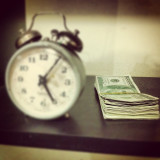 The time is a money