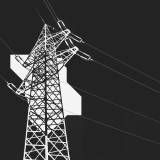Power pylon graphic