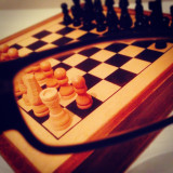 #Chess #Glasses #perspective