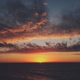 Yesterday morning @hannahnicoleaustin and I got up at 2 AM and drove 4 straight hours to watch the sunrise over the ocean on Tybee Island. 700 pictures later... Totally worth it.