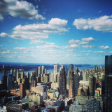 Another shot from the 49th floor #officespace #gethigh