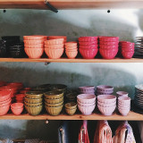 Latte Bowls from Anthropologie