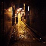 The streets of Jack the Ripper