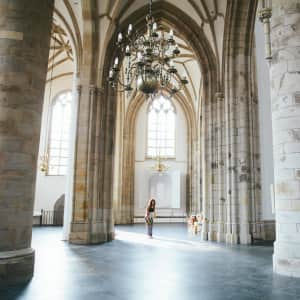 Checking out the cathedral for the wedding I'm shooting tomorrow, gorgeous - Wesel, Germany