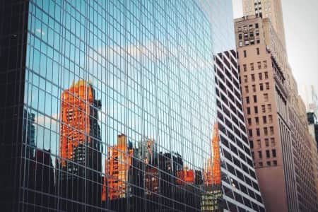 NYC: reflections.
