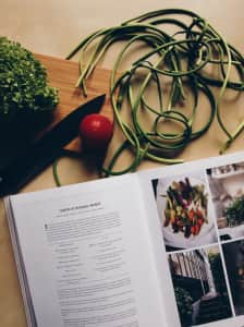 Recipes for cooking vegetables