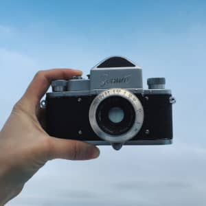 Just an old little camera