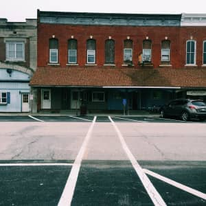 Small town USA, Main Street Blues