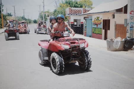 A ride through Dominican Republic