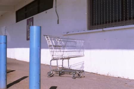 Shopping Cart | Mexican Water, AZ